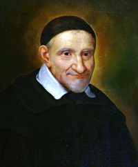 Saint Vincent_De_Paul